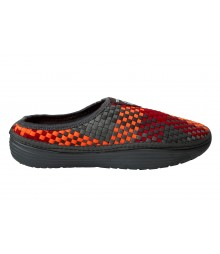 Vostro Men Casual Shoes Plato Men Grey Orange VCS0037